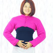 俊俊龙 长袖护肩/立领/冬款/纯棉加厚/睡觉保暖/肩周炎/哺乳 价格:44.00