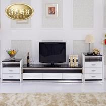洛克威登 电视柜 简约 组合 烤漆现代时尚特价套装宜家电视机柜 价格:2450.00