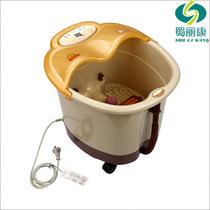 蜀丽康足浴盆全自动按摩一体洗脚盆加热足疗仪深桶泡脚盆6058包邮 价格:596.00