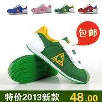 包邮2013特价耐磨反绒皮公鸡童鞋男童牛津布鞋运动鞋 防滑宝宝鞋 价格:48.00