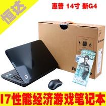 HP/惠普 g4-2120TX 四核笔记本电脑i7 14寸独显i7笔记本正品G4 价格:3299.00