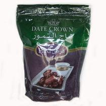 阿联酋原装进口 皇冠牌黑椰枣 fard  500克 香甜软糯 两斤包邮 价格:18.00
