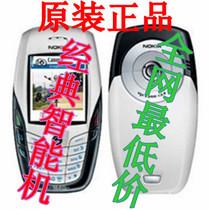 包邮促销Nokia/诺基亚 6600原装直板智能手机原装正品C1-02i件 价格:50.00