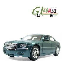马莎图/美驰图 1:18克莱斯勒300C 金属合金汽车模型 包邮 实体 价格:198.00