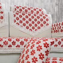 【专业定做】 四季适用!天然棉麻布艺沙发垫 沙发巾 坐垫 沙发套 价格:28.00