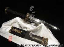 龙泉宝剑 八面小汉剑 精品汉剑 短剑 镇宅龙泉剑 龙影刀剑未开刃 价格:1080.00