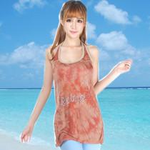 欧洲站潮韩版女装小吊带衫大码百搭修身Y字吊带背心打底 价格:9.50