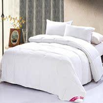品格家纺新品白鸭绒被全棉冬被被子羽绒被 鹅绒被 床上用品 被芯 价格:149.00