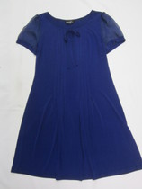 欧洲站2013夏新品针织弹力大码正品Pellitts派力斯连衣裙子PL1128 价格:198.00
