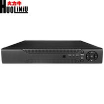 火力牛 h.264模数混合型硬盘录像机嵌入式dvr HLN-4D4P1-HVR 价格:400.00
