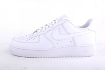现货正品 NIKE AF1 全白 经典板鞋 AIR FORCE 1   315122-111 价格:475.00