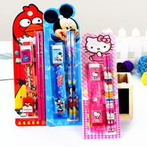 文具套装礼盒 六一儿童节 可爱小学生小奖品儿童生日礼物礼品批发 价格:1.20
