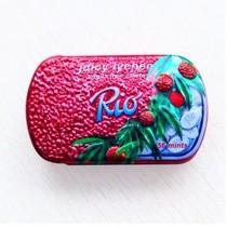 瑞怡乐 RIO清香荔枝味薄荷糖(压片糖果)14g/清香荔枝味薄荷糖 价格:7.20