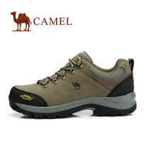 camel 骆驼登山鞋 2013新款户外运动鞋真皮徒步鞋男鞋 82026603 价格:324.56