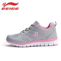 贝哥秋季新品运动鞋女士内增高女鞋正品跑步鞋女子跑鞋轻便休闲鞋 价格:99.00