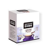 蘑菇团 苏卡咖啡 新品卡布奇诺意大利泡沫咖啡速溶咖啡300g特价 价格:36.00