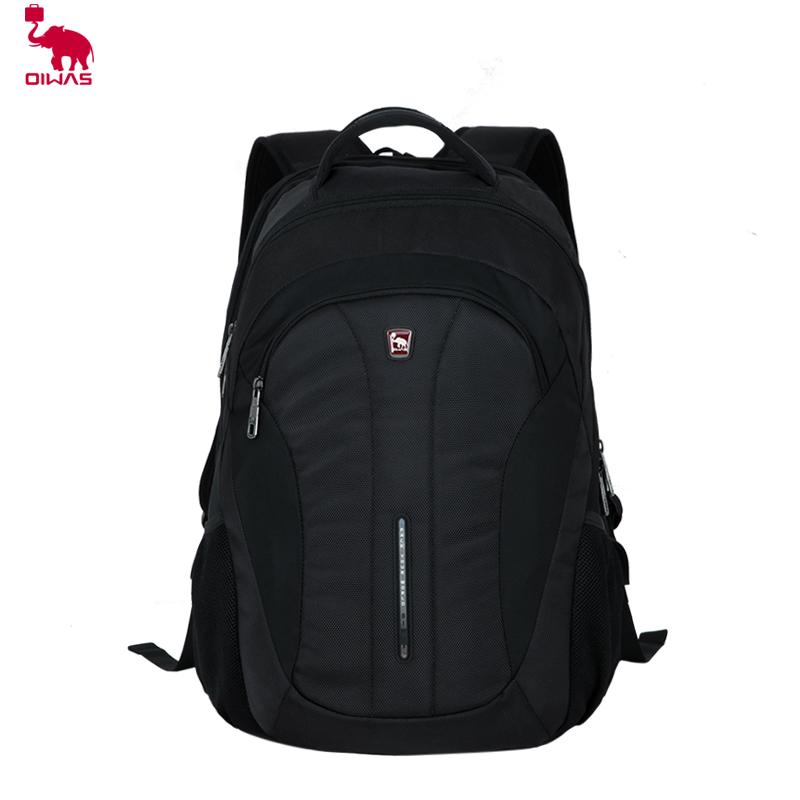 爱华仕商务双肩包男 背包女 电脑包 旅游双肩背包 旅行背包 男包 价格:99.00