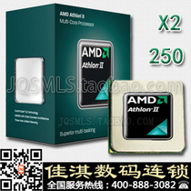 AMD Athlon II X2 250 速龙双核3.0GHz 盒装电脑CPU Socket AM3 价格:234.00