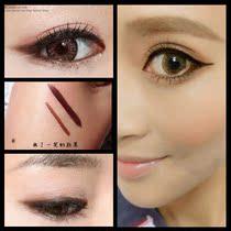 棕色眼线笔 防水咖啡色棕色眼线液笔 黑色不晕染巧克力色水笔 价格:16.44