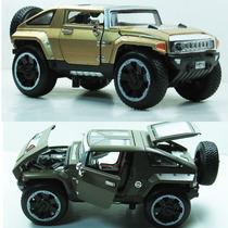 1:32 悍马 HX Hummer 合金静态汽车模型 越野车儿童回力汽车玩具 价格:24.00