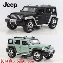 万宝1:32 吉普牧马人 jeep指挥官 合金汽车模型 回力玩具 耐摔 价格:26.00