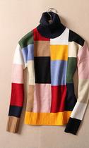 高端私渠独售~莫斯QN。客供进口初羊毛 女式高领毛衣 超超值-特 价格:295.00