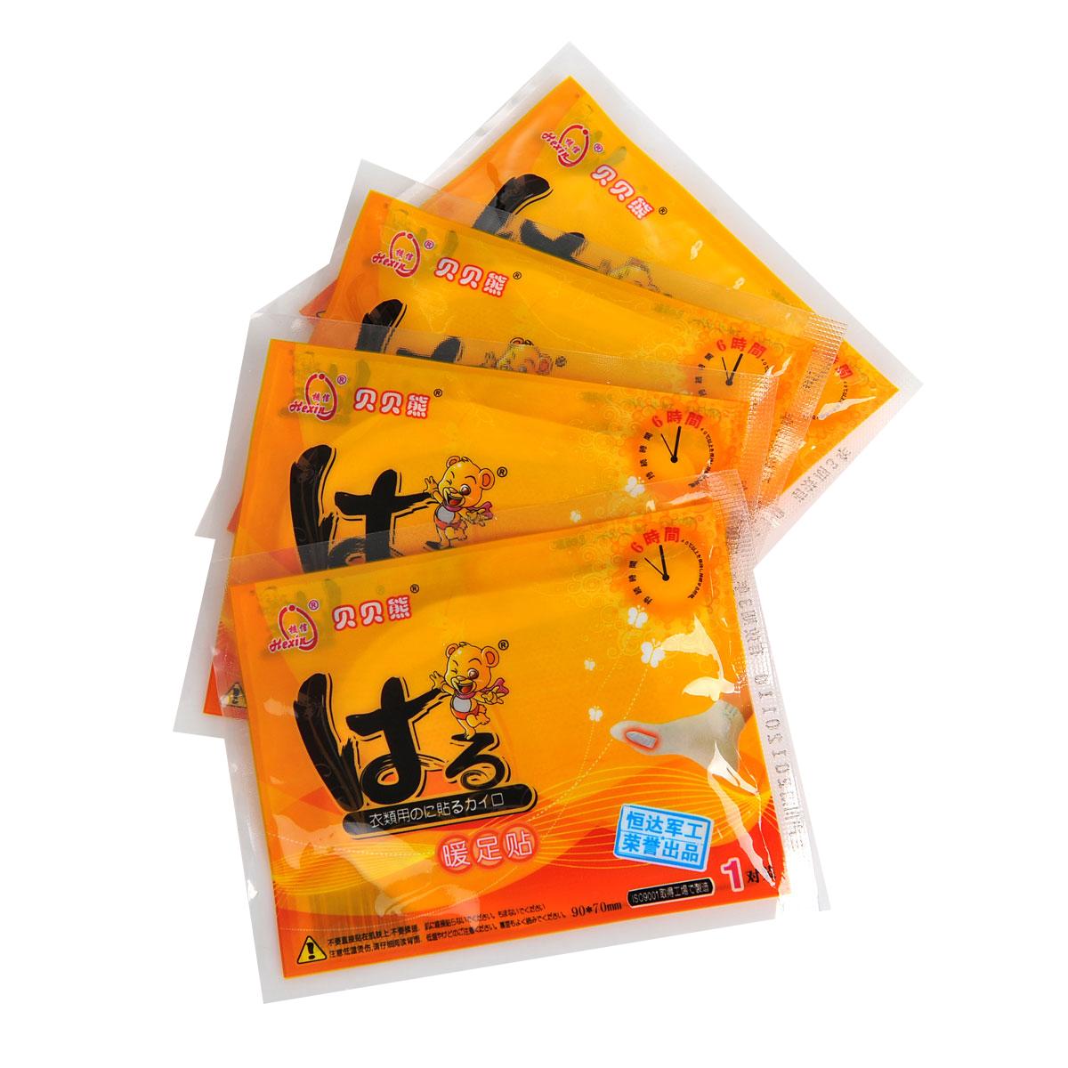 贝贝熊  保暖贴暖足贴  暖脚贴  发热贴 正品中日文 价格:75.00