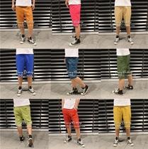 夏日必备VANS男式糖果色/彩色纯棉布料 休闲短裤12色入 OBEY HUF 价格:63.75