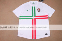 Portugal Away 12-13 soccer jersey Grade Ori AAA thai quality 价格:60.00