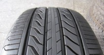 二手汽车轮胎米其林215/50R17 91W 博悦LC锐志凯美瑞速腾君越天籁 价格:380.00