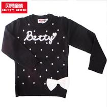 2013新款女童毛衣 针织衫 贝蒂BETTY BOOP品牌 专柜正品 S11705 价格:368.00