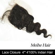 Lace Closure Body Wave 1b# 现货 蕾丝配件 价格:580.00