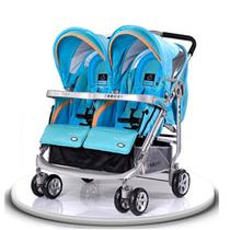 美国如宝808S双胞胎婴儿推车 兄妹车 价格:4999.00