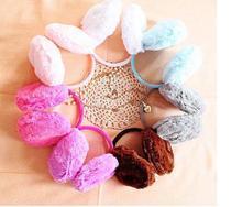 秋冬毛绒 超大耳套 可爱保暖绒毛耳罩 价格:2.80