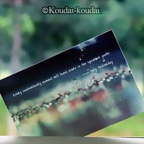 侧耳倾听 宫崎骏动画里感动我们的句子 盒装明信片 空白卡片 36张 价格:14.00