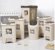 飞达三和正品 创意卫生间卫生桶 垃圾桶 时尚创意 欧式家用 价格:24.80