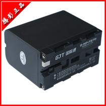 国际通 NP-F970 摄影机电池 索尼HD1000C 1500C 198P Z5C 190P Z1 价格:120.00