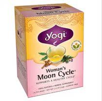 美国Yogi tea瑜伽茶Moon cycle女性有机生理期舒缓茶 缓解痛经 价格:39.00