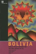 Bolivia  Public Policy Options for the Well being of All 价格:60.00