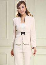 帅人生2013年新款OL职业装女装套装时尚正装工作服 价格:150.00