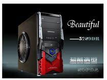 索普达5209 电脑台式个性游戏机箱防辐射 超大主板大电源超强散热 价格:266.00