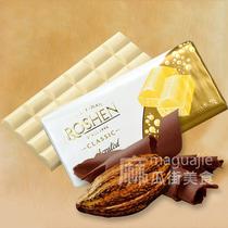 乌克兰进口 如胜充气白巧克力 特色巧克力 100g/盒 价格:12.90