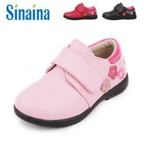 专柜正品斯乃纳2013秋款女童鞋 公主鞋真皮牛皮单鞋SP135752 价格:125.99