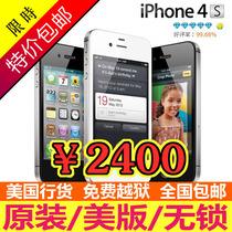 Apple/苹果 iPhone 4S 苹果4s 16G/32G  原装正品 美版 无锁 越狱 价格:2950.00