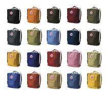 欧洲美国代购 颜色全 瑞典北极狐 Fjallraven Kanken 双肩背包 价格:360.00