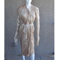 宝姿PORTS 1961系列吊牌齐全 金色长袖风衣2号 原价$629 价格:1399.00
