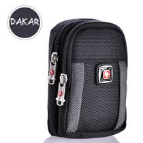 包邮DAKAR 瑞士十字 牛津布 小腰包 休闲包 手机包 零钱包 挂包 价格:49.00