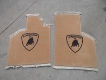 兰博基尼LP560 法拉利458 612纯羊毛汽车脚垫 加厚羊毛脚垫 地毯 价格:1198.00