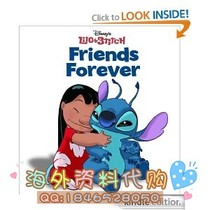 Lilo & Stitch: Friends Forever (Disney Storybook Col 价格:8.00
