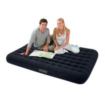 包邮 正品美国INTEX 66724充气床垫 蜂窝立柱双人气垫床 送收纳袋 价格:140.00